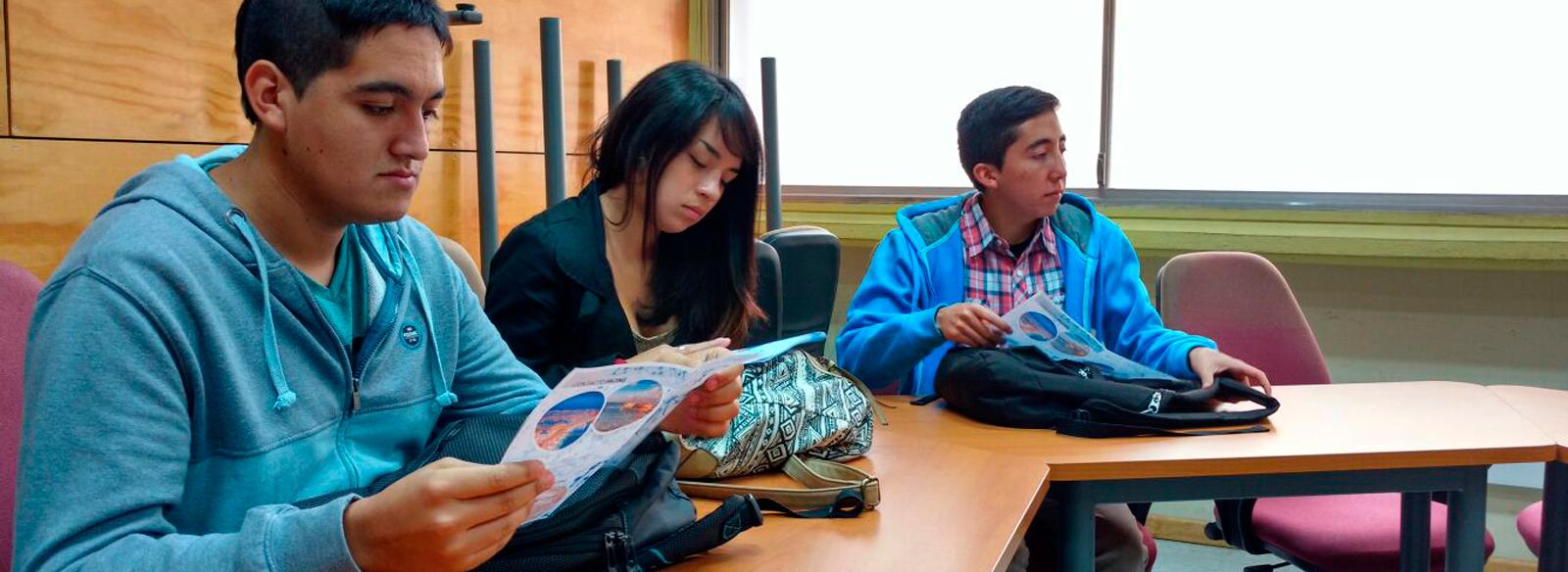 Facing-Upla beca a 10 alumnos para estadía corta en Antofagasta